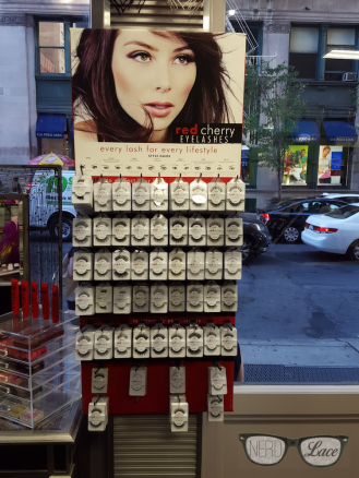 Ricky's New Store 21 - Red Cherry Eyelashes
