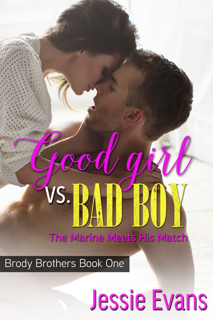 Good Girl vs Bad Boy by Jessie Evans