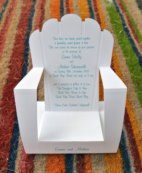 Unique Wedding Invitations 16