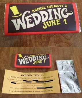 Unique Wedding Invitations 17