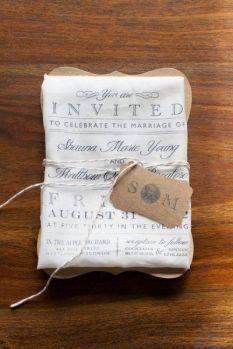 Unique Wedding Invitations 18