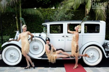 Great Gatsby Wedding 2
