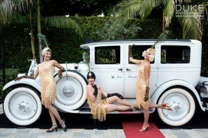 Great Gatsby Wedding 2
