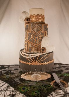 Great Gatsby Wedding 4