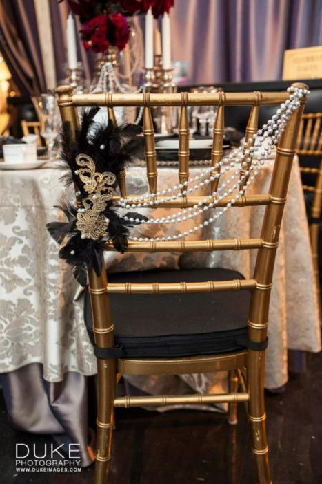 Great Gatsby Wedding 7