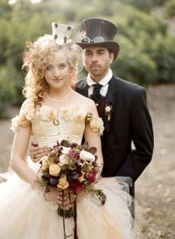 Steam Punk Wedding 1
