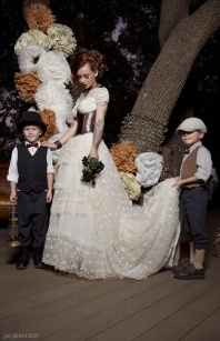Steam Punk Wedding 10