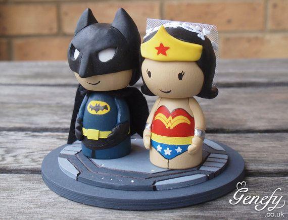 Superhero Wedding 1