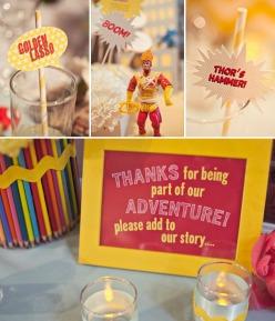 Superhero Wedding 11