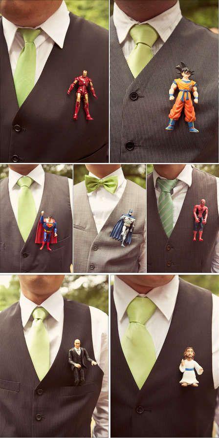 Superhero Wedding 6