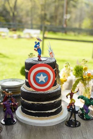 Superhero Wedding 7