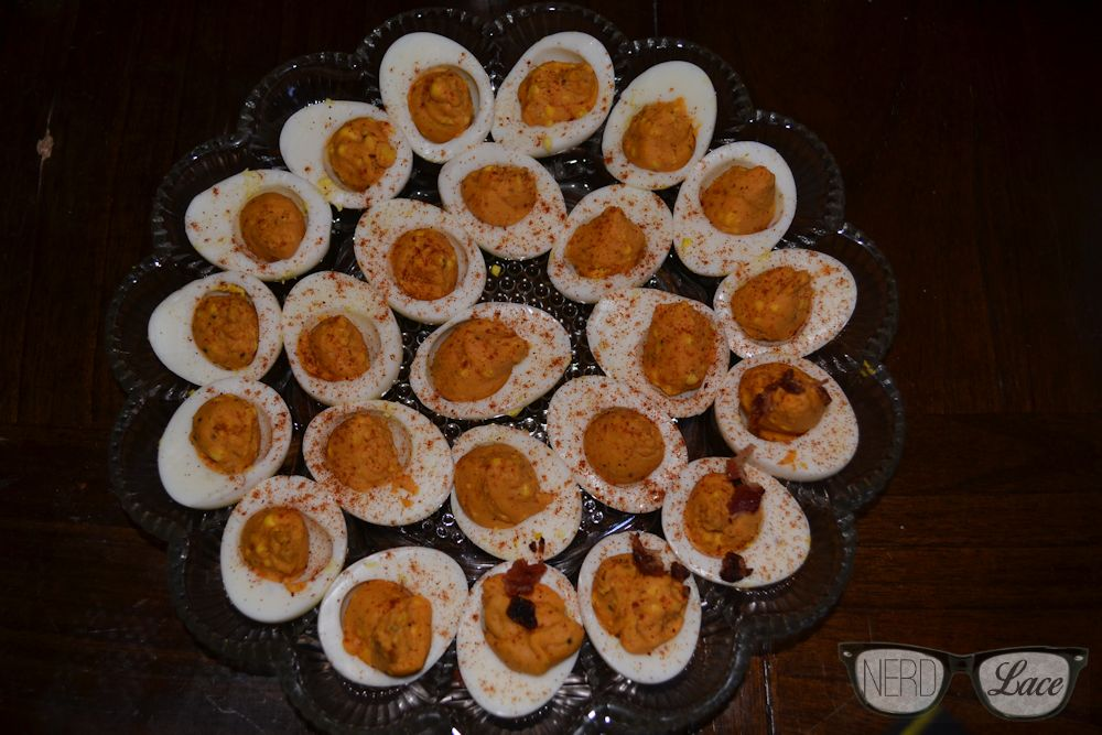 Deviled Eggs (4)
