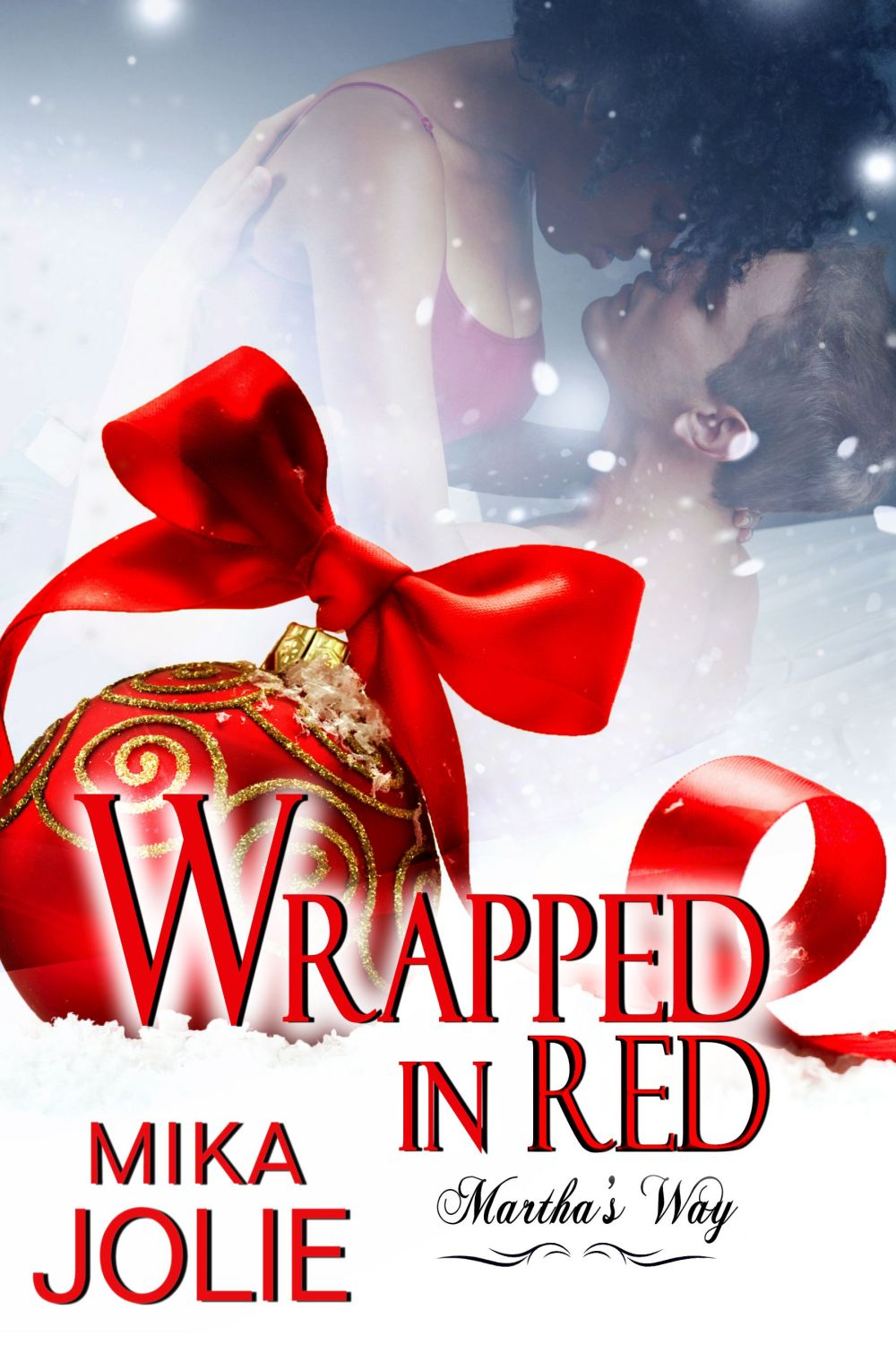Wrapped in Red by Mika Jolie