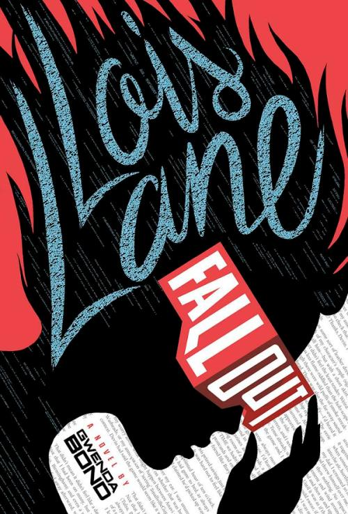 Fallou (Lois Lane) by Gwenda Bond