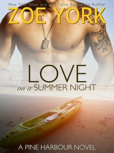 Love On A Summer Night by Zoe York