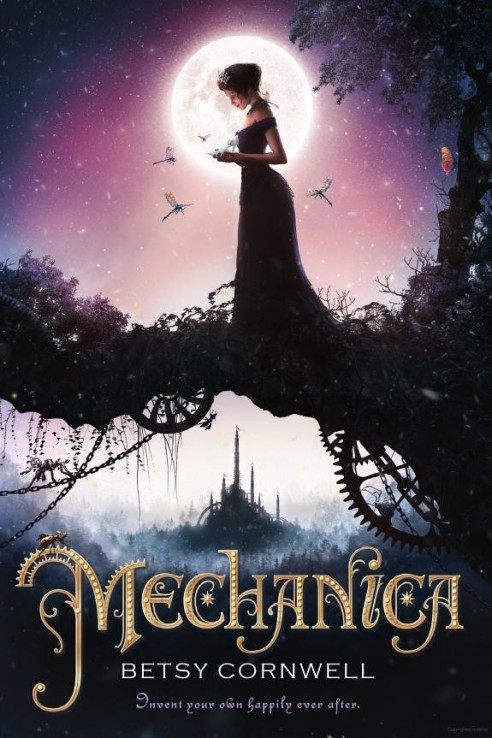 Mechanica by Betsy Cornwell