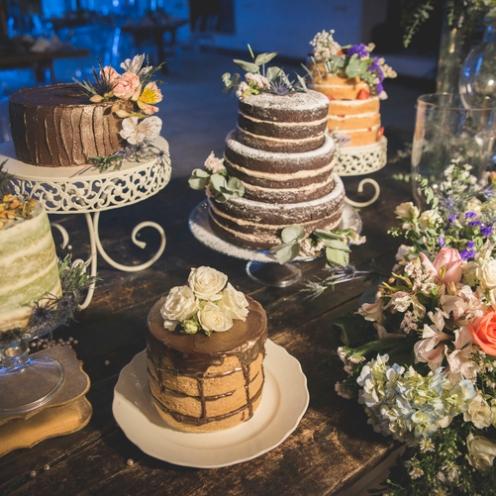Sara's Wedding Cake 1