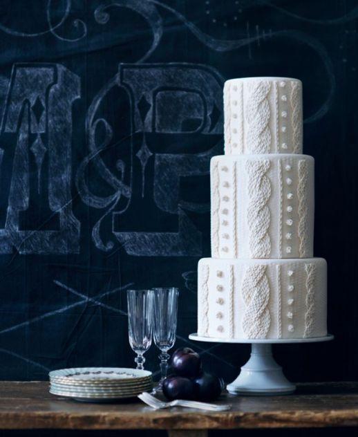 Wedding Christmas Cake 10