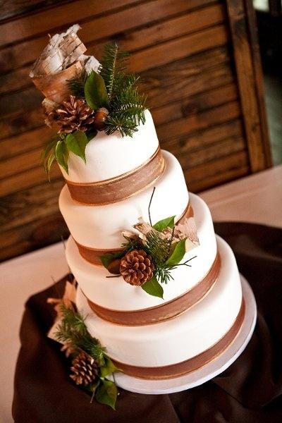 Wedding Christmas Cake 12