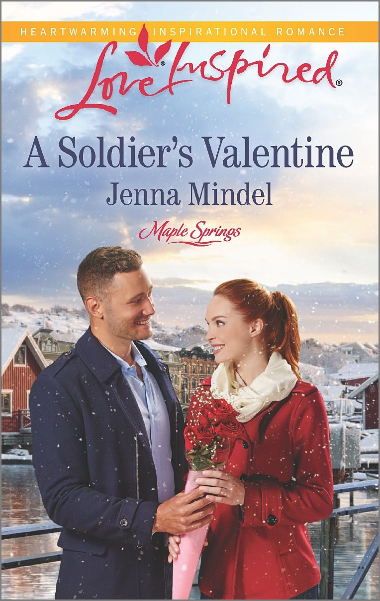 A Soldiers Valentine by Jenna Mindel