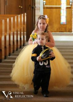 Football Wedding 11