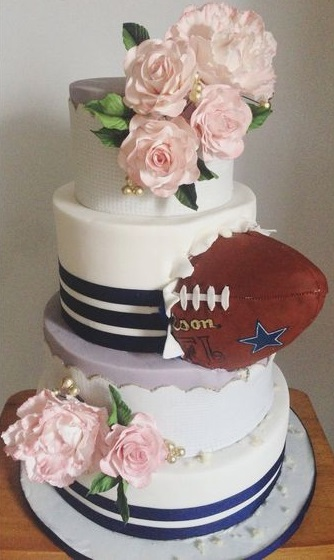 Football Wedding 19