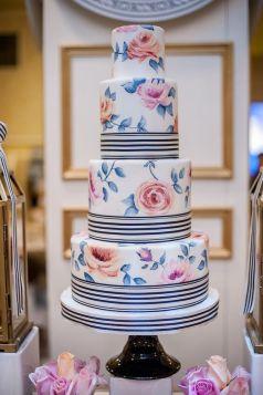 Handpainted Cake 10