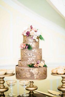 Handpainted Cake 3