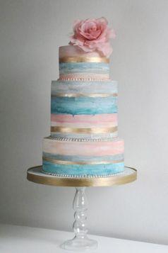 Handpainted Cake 9
