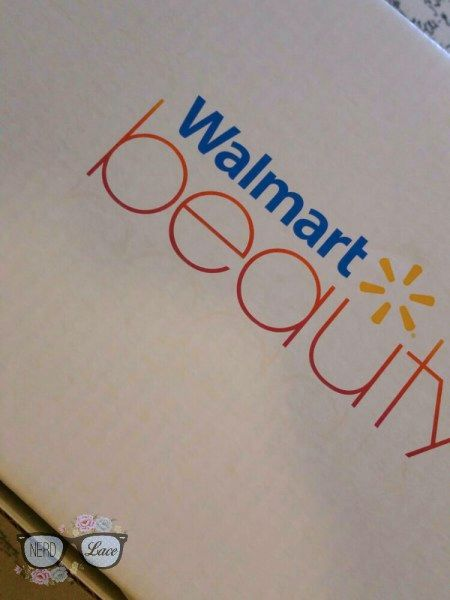 Walmart Beauty Box 1
