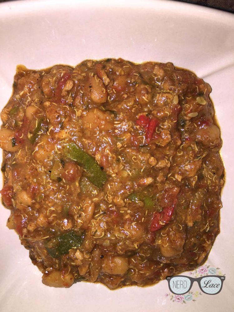 Crockpot Chilli 4