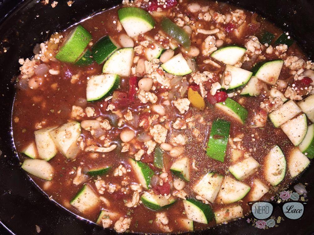 Crockpot Chilli 5