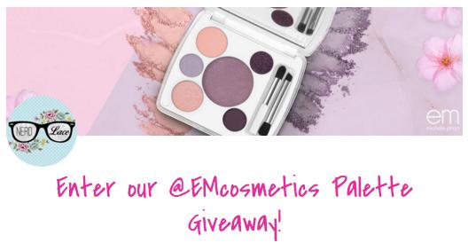 EM Cosmetics Giveaway