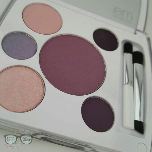 Em Cosmetics Tokyo Plum Palette 1