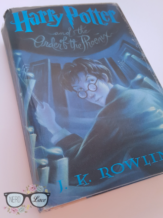 Harry Potter Hardcover 9