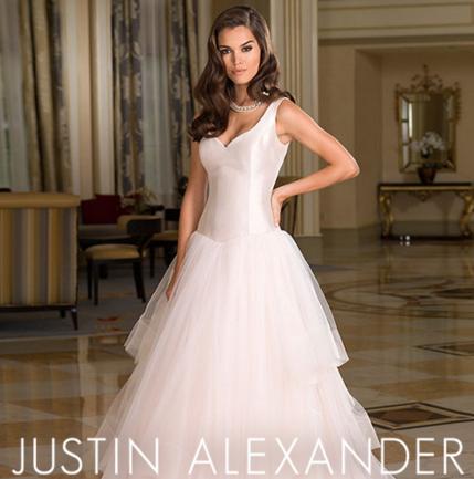 Justin Alexander 8850