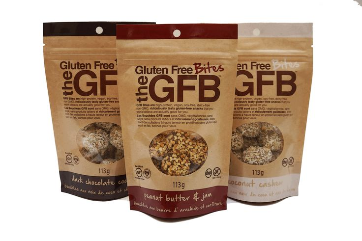 The Gluten Free Bites