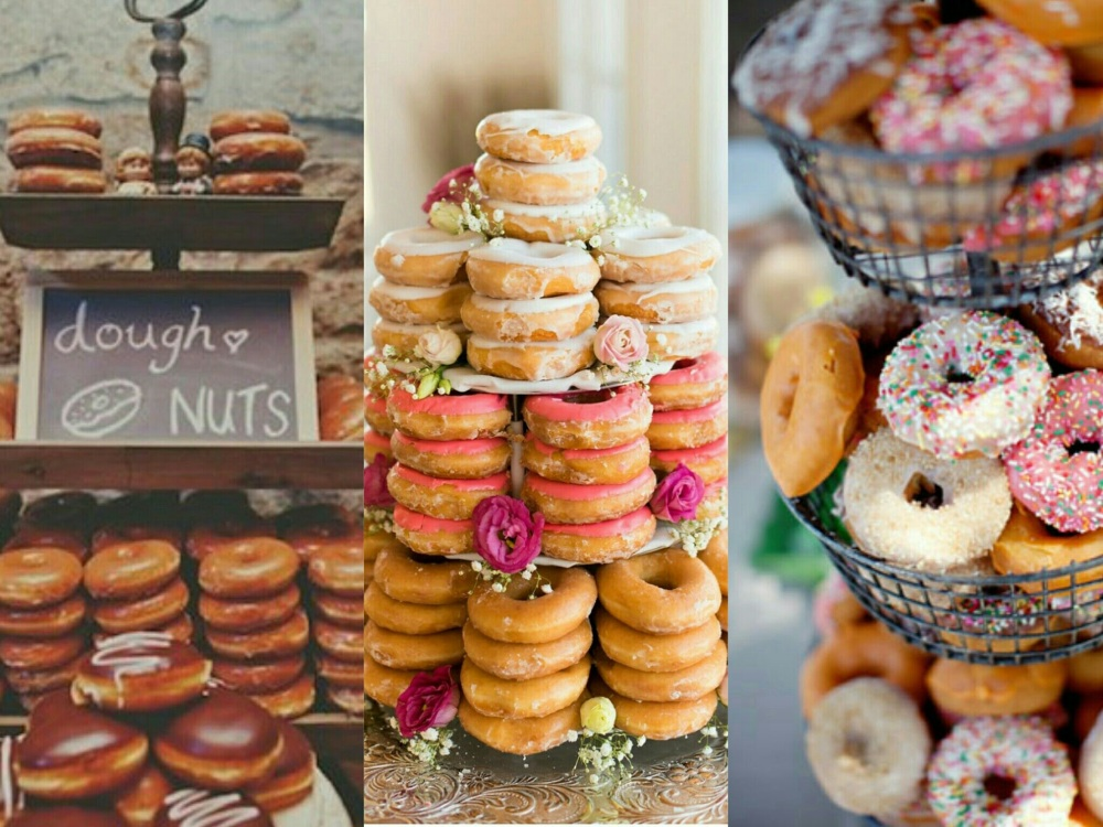 Wedding Donuts 2