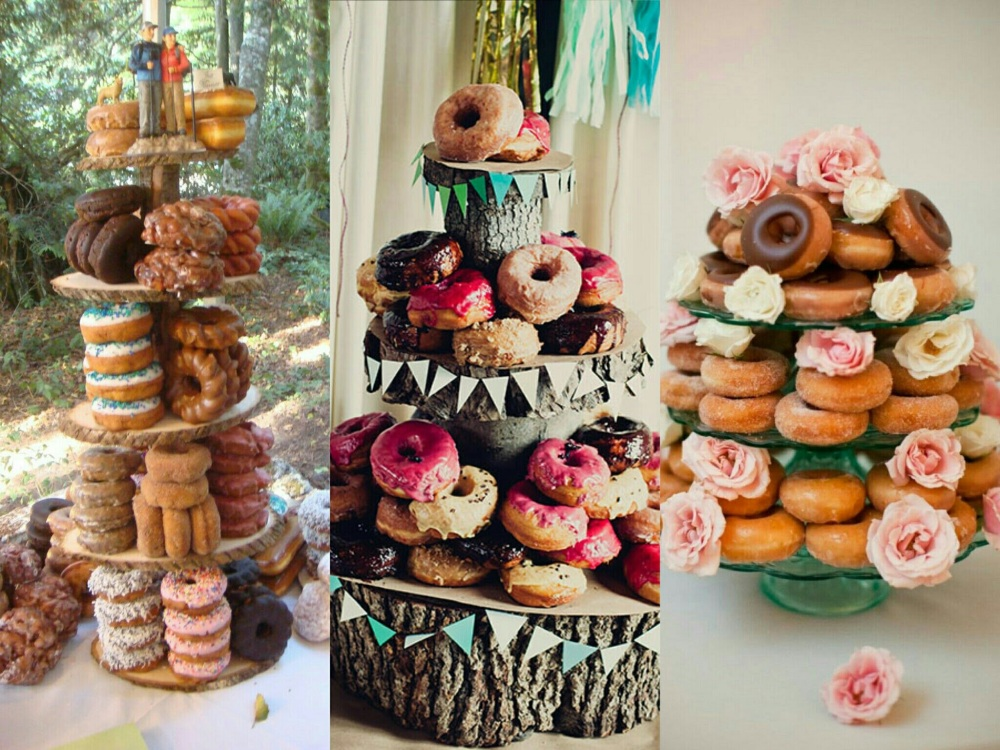 Wedding Donuts 3