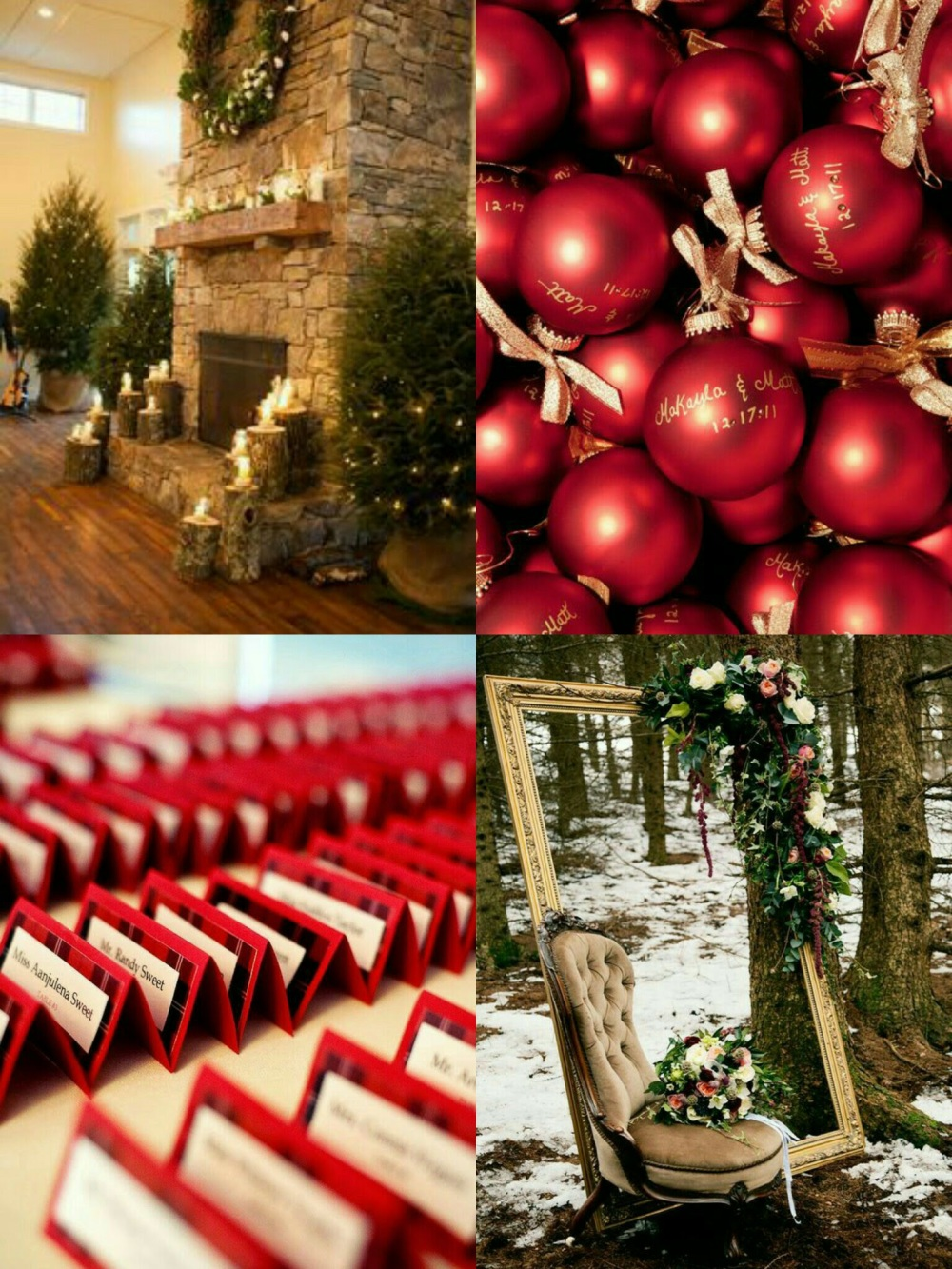 rustic-plaid-christmas-wedding-2