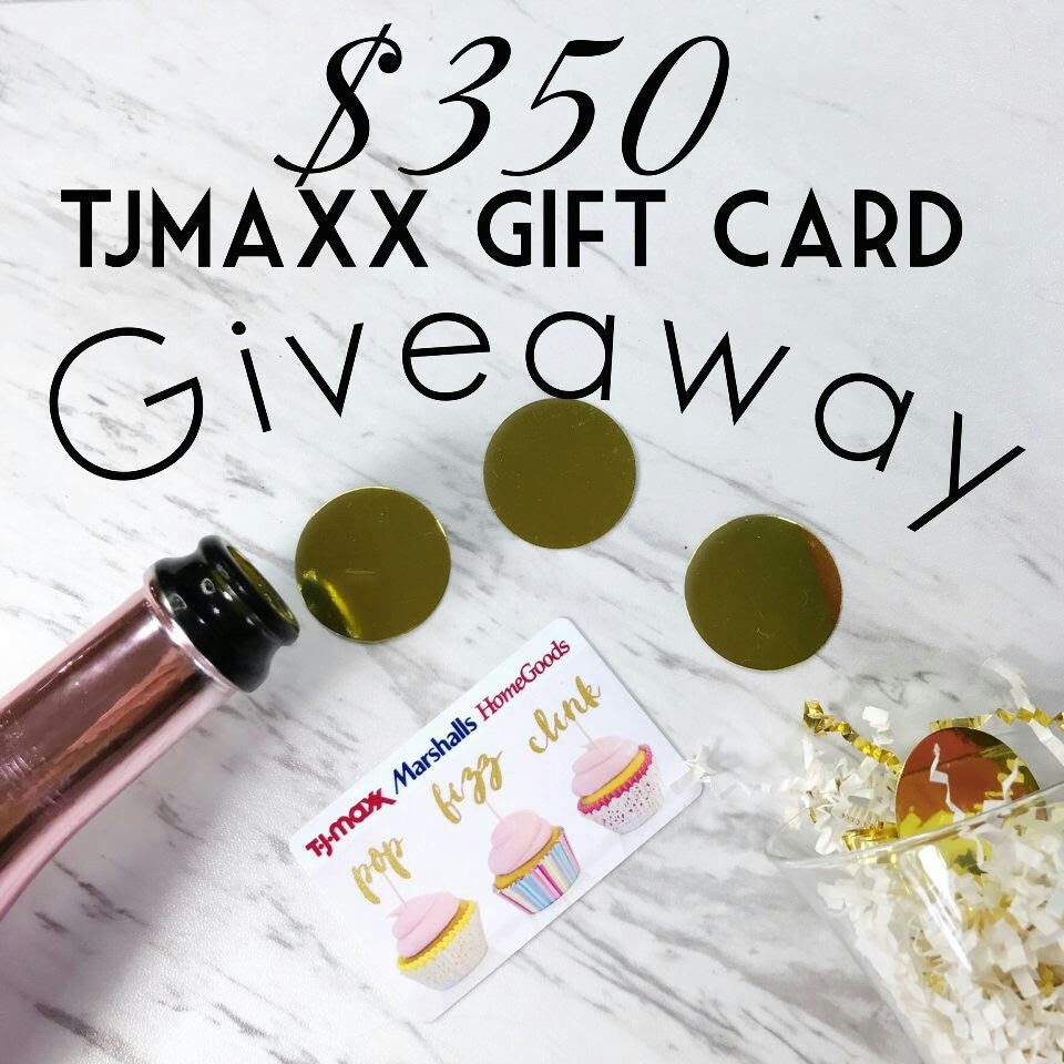 TJMaxx Marshalls Homgoods Giveaway