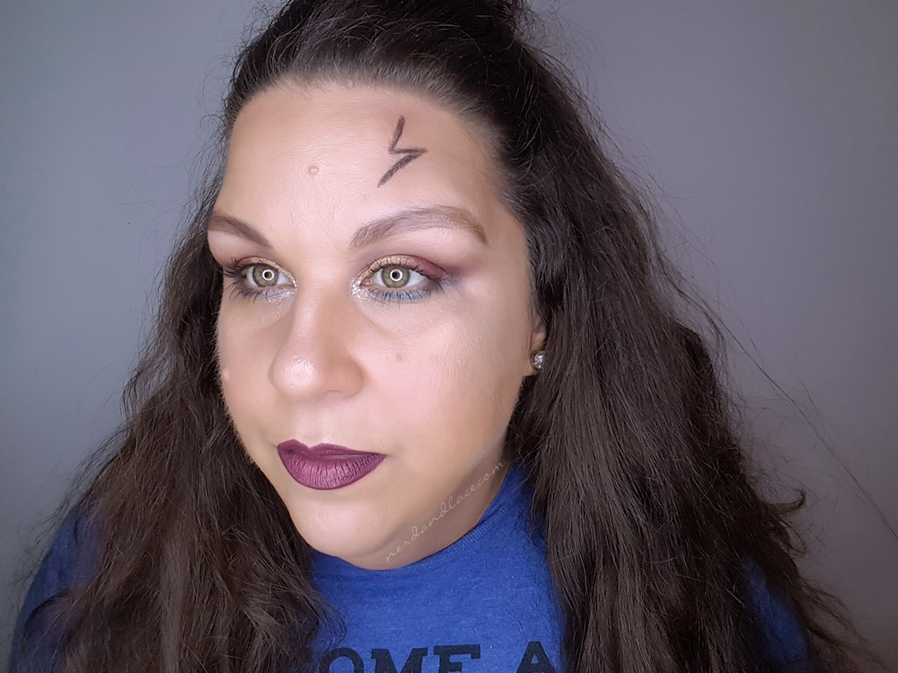 Harry Potter and Chambers of Secrets Makeup 4