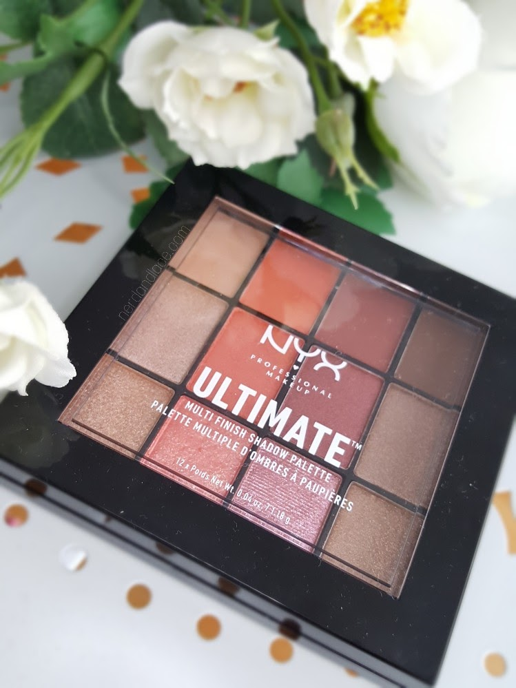 NYX Ultimate Palette 1