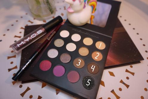 Steampunk Makeup 2