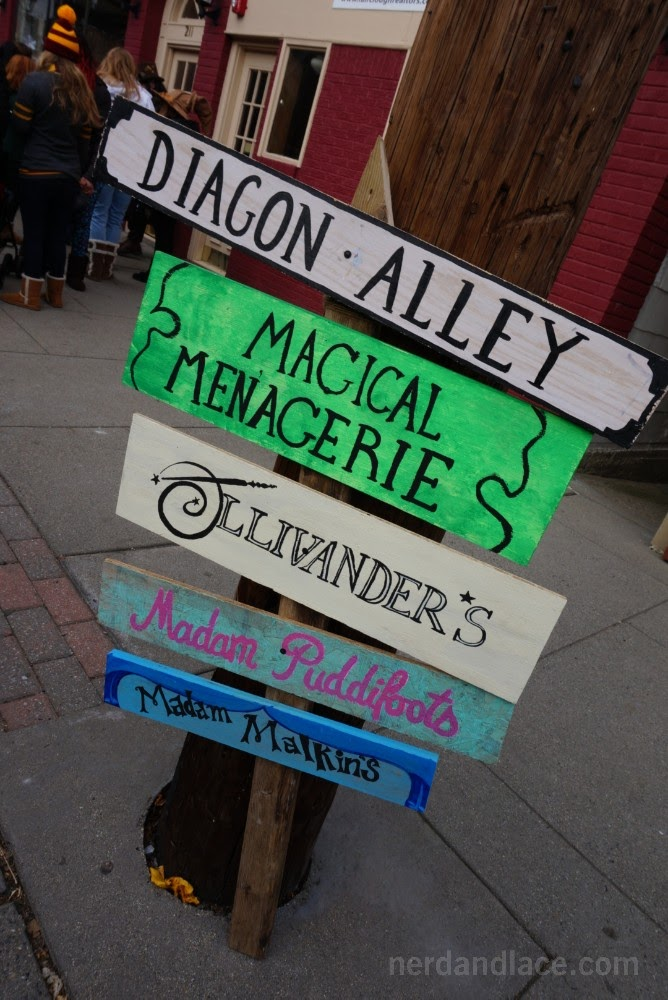 Diagon Alley - Newton NJ (1)