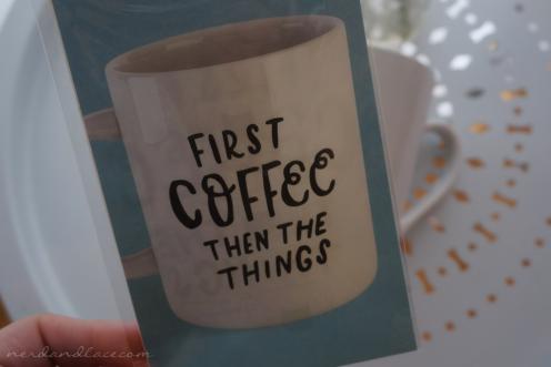 Coffee Cup DIY 2