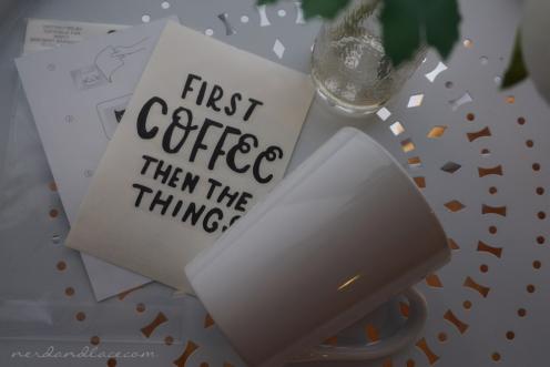 Coffee Cup DIY 3