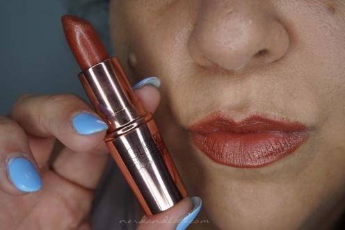Glitter Lipsticks 9 - Gerard Cosmetics Fame