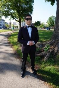 Eric's High School Prom