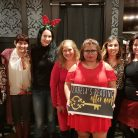 Hoarders After Dark Christmas Party and Signing